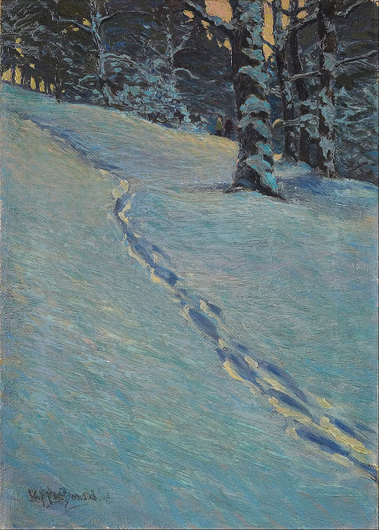 549px-J.E.H._MacDonald_-_Morning_after_Snow,_High_Park_-_Google_Art_Project